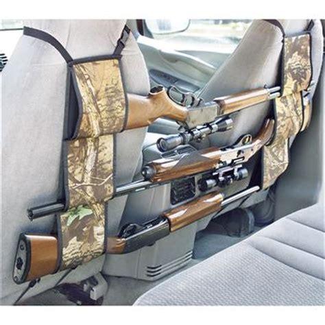 gun racks for trucks classic accessories seat back gun rack camo 76302 at