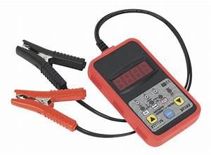 Testeur De Batterie Professionnel : testeur num rique de batterie alternateur bt102 autotechnique ~ Melissatoandfro.com Idées de Décoration