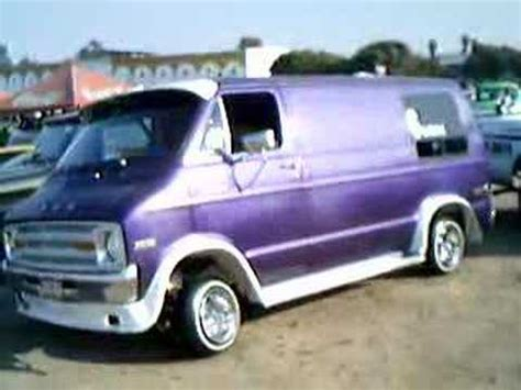 dodge van  rider youtube
