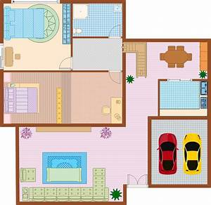 Comment Faire Un Plan De Maison : logiciel pour plan de maison avec de riches exemples gratuits ~ Melissatoandfro.com Idées de Décoration