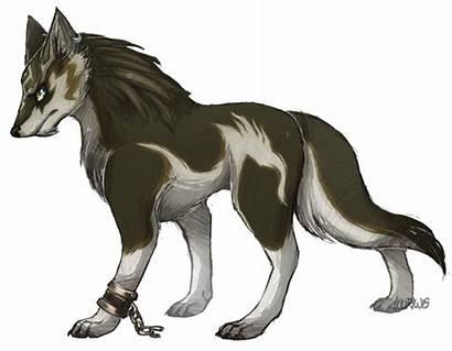 Wolf Link Zelda Twilight Princess Wolves Legend