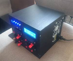 Bench Psu Power Supply From Old Atx With Arduino And Lcd