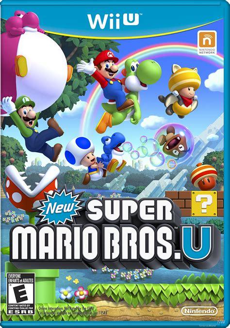 New Super Mario Bros U Review Review Nintendo World