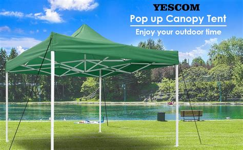 outdoor ez pop  wedding party canopy commercial tent sun shade shelter ebay