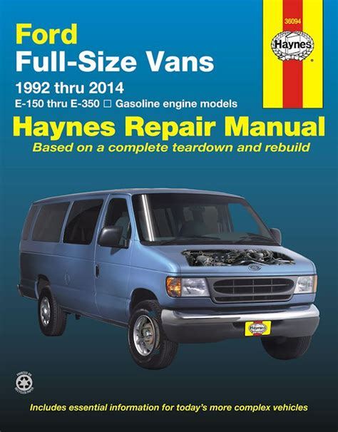 service repair manual free download 1992 ford econoline e150 electronic toll collection ford econoline e150 e250 e350 repair manual 1992 2014 haynes