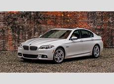 2015 BMW 5 Series US Pricing and Changes