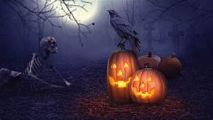 Halloween Pumpkin Poster Photoshop Manipulation Tutorial