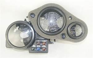 Waase Speedo Meter Gauge Tachometer Instrument Case Cover