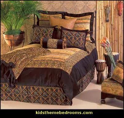 Safari Themed Bedroom by Decorating Theme Bedrooms Maries Manor Safari