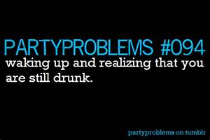 party problems on Tumblr