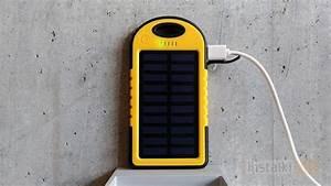 Solar Powerbank Test : hykker power bank solar 4000 test solarnego powerbanka z ~ Kayakingforconservation.com Haus und Dekorationen
