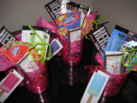 Party Favor Bag Ideas For Teenagers 17 Best Ideas About