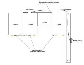 Hardwire Cabinet Lighting Diagram Cabinet Wiring Diagram Free Engine Image For User Manual