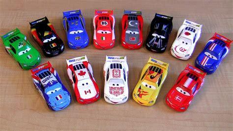 13 Lightning Mcqueen Worldwide Cars Diecasts Youtube