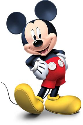 Mickey mouse characters png png images free to download. Mickey's Sticker Book | Disney Junior (With images ...