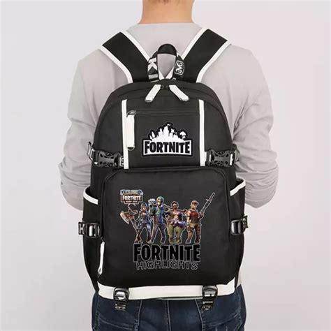 fortnite bag new fortnite backpack bookbag handbags travelbag