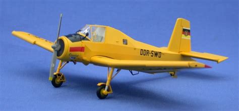 modellbahn agrarflugzeug