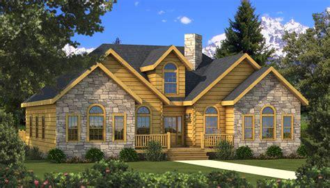 Our Log Home Designs