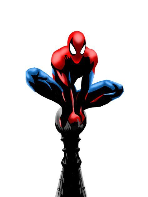 daily cartoon drawings drawing spider man