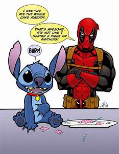 Deadpool Publish With Glogster