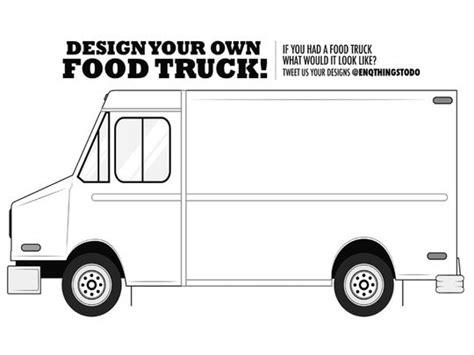 food truck template what to eat at taste of cincinnati