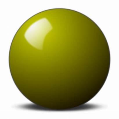 Ball Yellow Vector Snooker 1181 1995