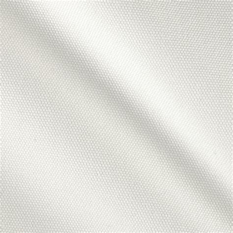 White Upholstery by Rhino Canvas White Discount Designer Fabric Fabric