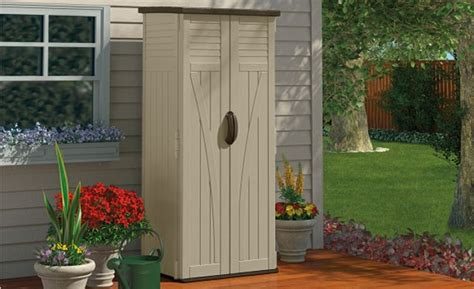 Suncast Vertical Shed Bms2000 by Lawn Or Sporting Goods Storage By Suncast