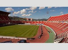 The football stadiums of RCD Mallorca El Centrocampista