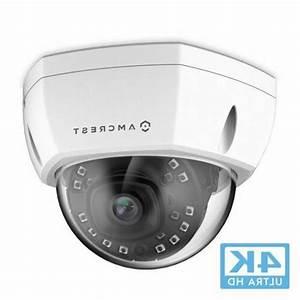 Amcrest Ultrahd 4k Outdoor Security Poe Ip Camera