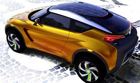 nissan small sports car nissan extrem crossover wordlesstech