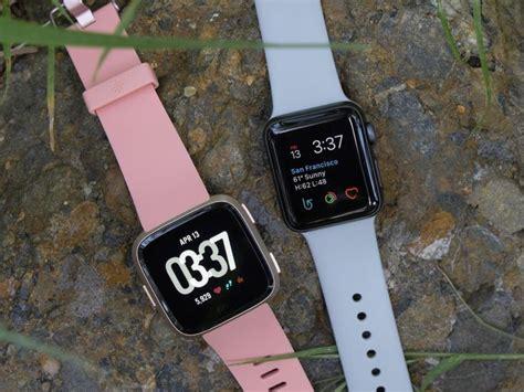 apple vs fitbit versa comparison cnet