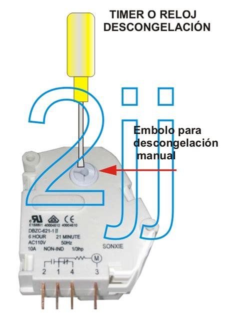 sistema electrico de nevera general electric diagrama electrico de