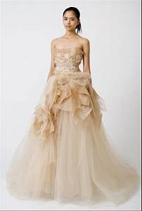 wedding dresses designs photos pictures pics images With wedding dresses champagne