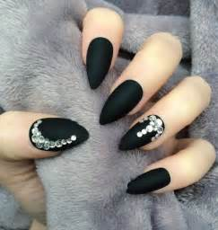 Trendy nail art ideas for coffin nails designs