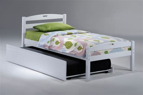 pull out bed trundle beds for children homesfeed