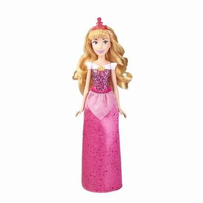 Aurora Princess Disney Shimmer Royal Hasbro Boneca