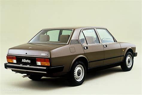 Alfa Romeo Alfetta Specs  1979, 1980, 1981, 1982, 1983