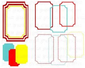 Rectangle Frame Clip Art