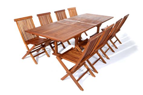 folding wooden table and chairs marceladick