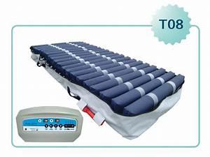 medical air mattress anti decubitus mattress hospital With air pressure mattress bedsore