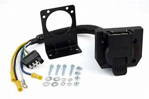 Curt Trailer Wiring Adapters