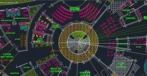 Hotel Floor Plan Dwg 5 star hotel dwg file architecture