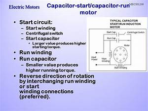 Ac Motors Ac Current Reverses Direction Two Parts  Stator