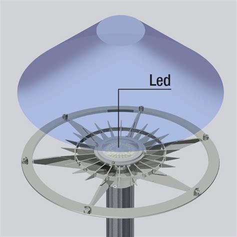 Goccia Illuminazione Catalogo Garden Bollard Light I Dea By Goccia Illuminazione