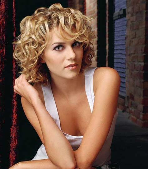 13 Best Short Layered Curly Hair