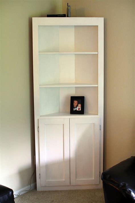 Living Room Shelves Cabinets by Simple Corner Living Room Shelf Unit 4 Target Shelving