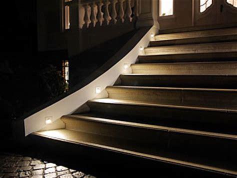 Stufenbeleuchtung Außen by Led Einbauleuchten Und Wandleuchten Teil 2