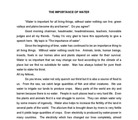Essay on save environment pdf