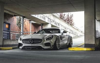 Amg Mercedes Gt Benz Tuning Wallpapers Sls